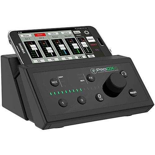 Mackie ProDX4 4 Channel Wireless Digital Mixer