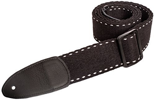 Henry Heller Deluxe Stitched Cotton Strap