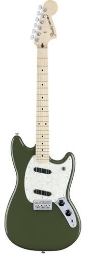 Fender Mustang Offset MN Olive