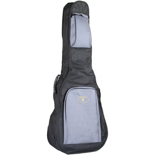 Guardian Dreadnought Gig Bag - Gray/Black