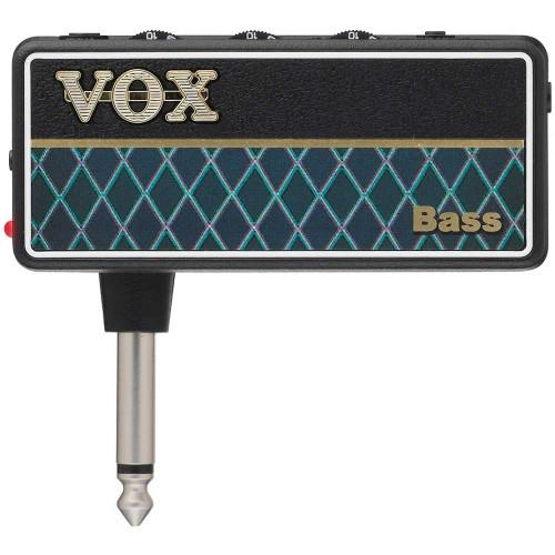 VOX amPlug 2 Headphone Amp for Bass