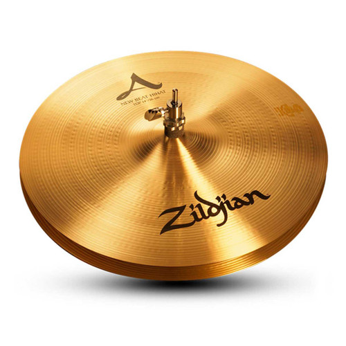"Zildjian A-Series 14"" New Beat Hi-Hats"