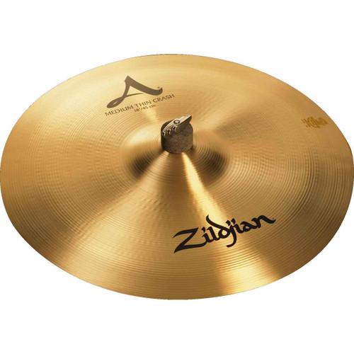 "Zildjian A-Series 18"" Medium Thin Crash"