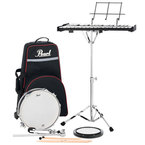 Pearl PL910C Percussion Kit with Roller Bag