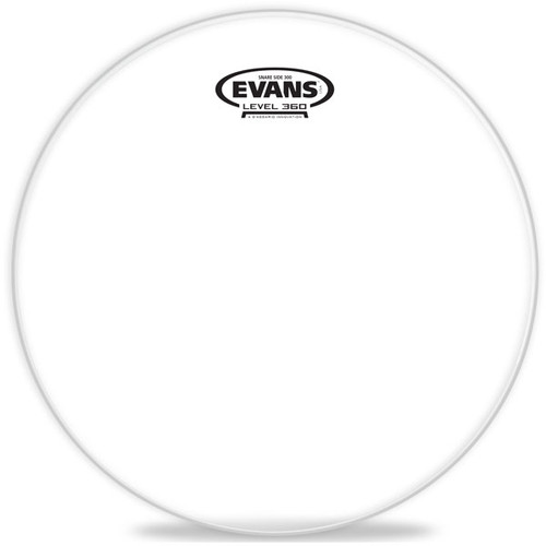 "Evans 13"" Snare Side Hazy 300 Drum Head"