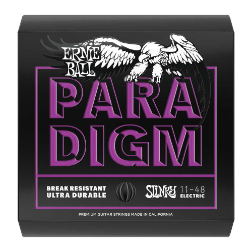 Ernie Ball Paradigm Slinky Electric Strings 11-48