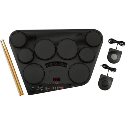 Yamaha DD-75 Compact Digital Drums with Survival Kit