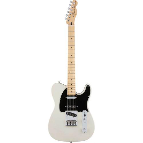 Fender Deluxe Nashville Telecaster - White Blonde