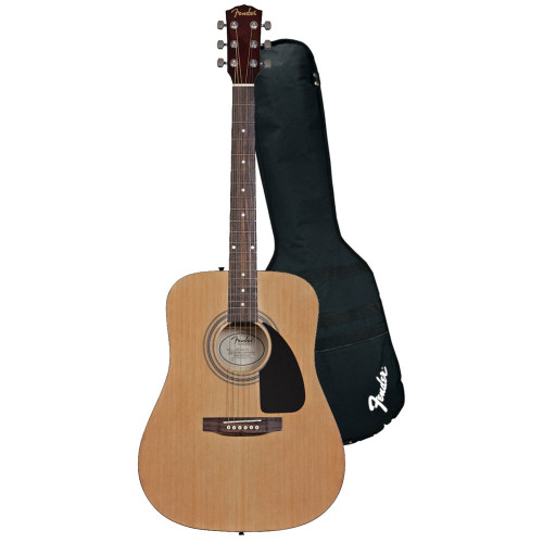 Fender FA-100 v3 Dreadnought with Gig Bag