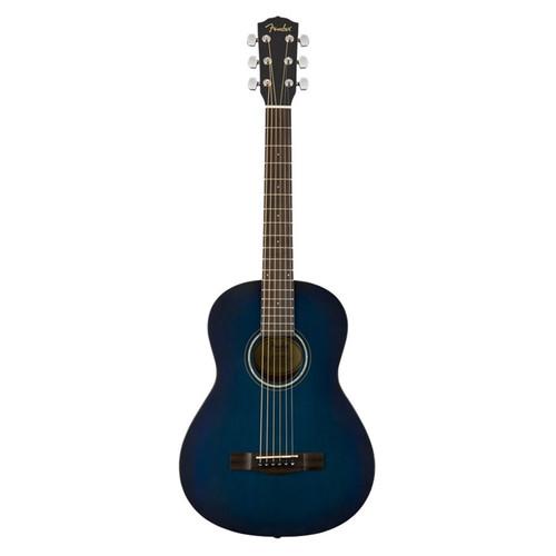 Fender MA-1 3/4-Size Steel String with Gig Bag - Blue Burst