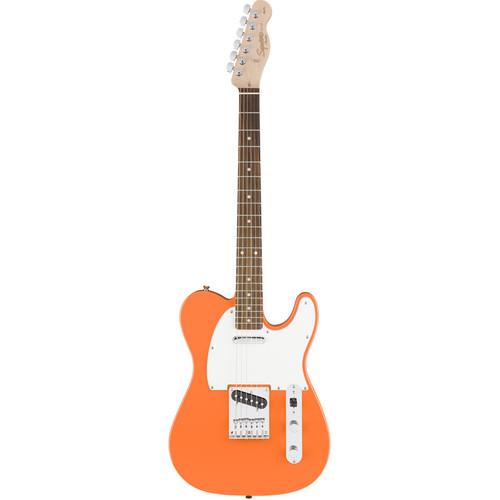 Squier Affinity Tele - Competition Orange