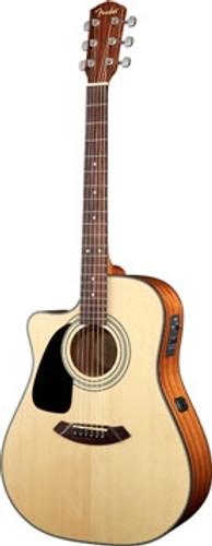 Fender CD-100CE Left-Handed Acoustic/Electric Guitar