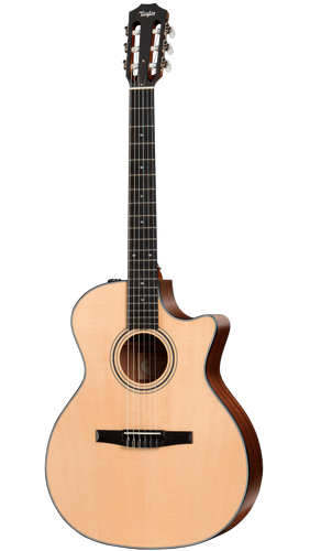 Taylor 314ce Nylon Acoustic/Electric w/Case