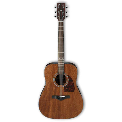 Ibanez AW54 Solid-Top Mahogany Acoustic Guitar