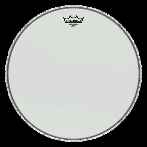 "Remo 12"" Ambassador Clear Drumhead"