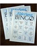 ELDERSONG BINGO - Extra Set of 12 Game Cards