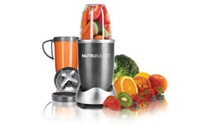 NutriBullet Infusion 600w Nutrition Extractor. Original 12 Piece Set