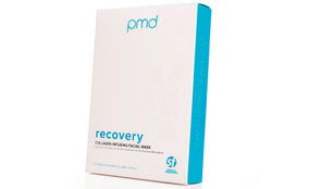 PMD Personal Microderm Recovery Anti-Aging Collagen Infused Sheet Mask – Box of 5 Masks
