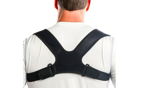 Posture Corrector Adjustable Support  Brace aus physio