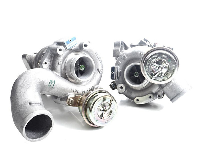 Borg Warner RS4 K04 Turbo Upgrade for Audi 2.7T Engines (K04-025/K04-026)