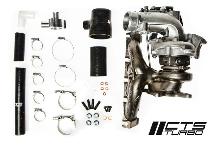 CTS Turbo MK5 2.0 TFSI BorgWarner K04 Turbo Upgrade Kit - CTS-MK5-2.0TFSI-K04KIT