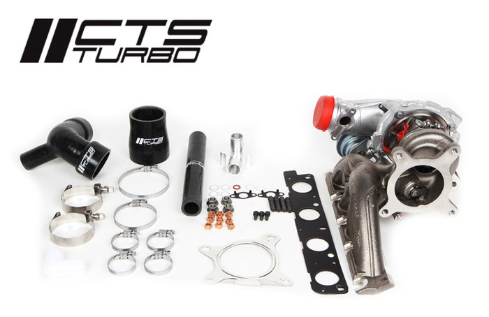 CTS Turbo MK5 2.0 TSI BorgWarner K04 Turbo Upgrade Kit - CTS-MK5-2.0TSI-K04KIT