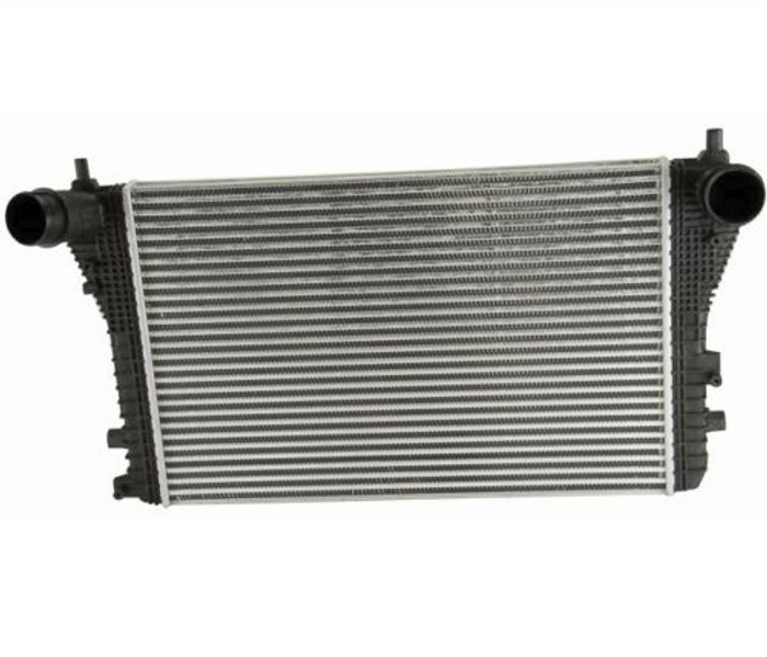 VW Golf R Charge Air Cooler