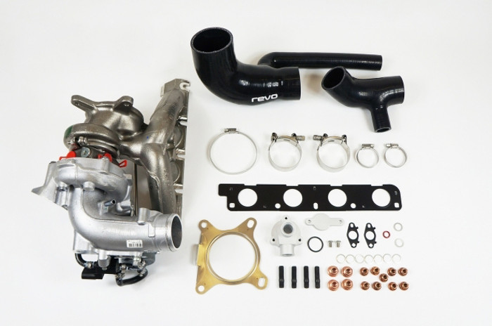 REVO - 2.0TFSI Transverse K04 Turbocharger System Exc. Software