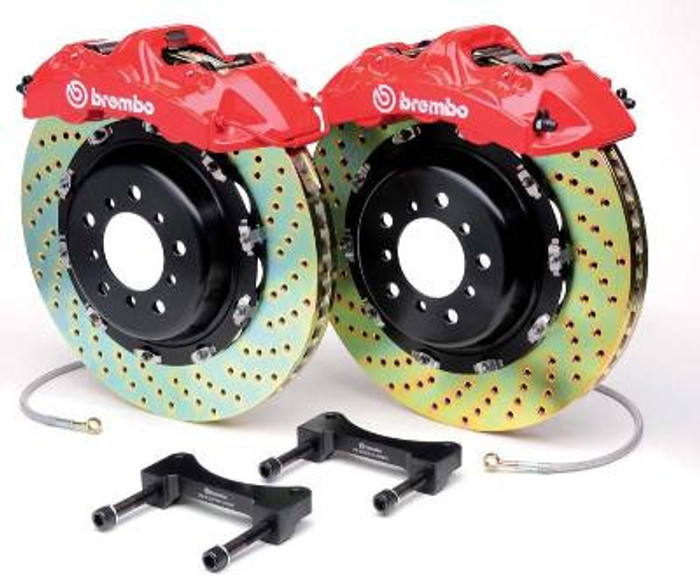 Brembo GT BBK 4-Piston 355mm - 1H1.8004A - 1H1.8004A