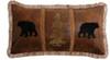Bear Tree Bear Pillow JB4004