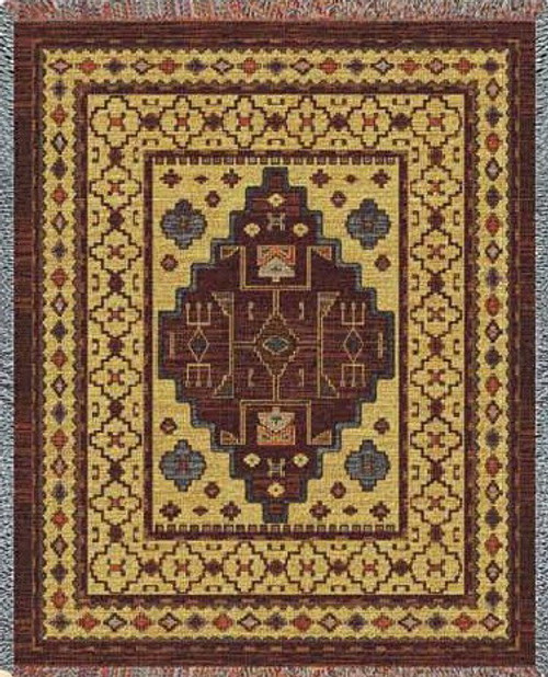 Acoma Sunset Afghan or Throw PC 3902-T