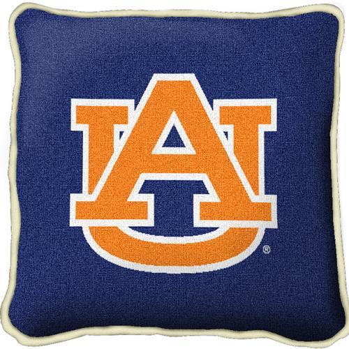 Aurburn University Logo Stadium Pillow (Front) (18x18 Inches)