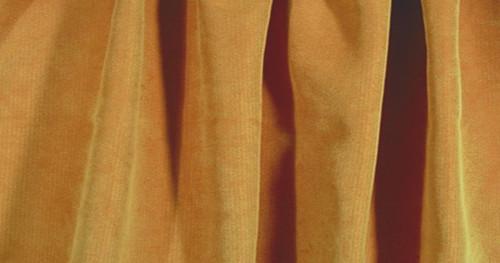 Autumn Leaf Auburn Fabric Bedskirt