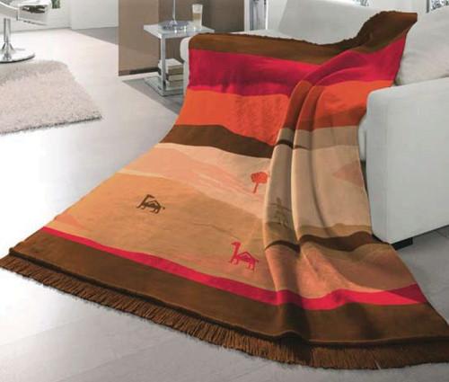 Desert Sunset Blanket