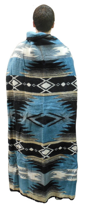 Cresco Warm Me Up Blanket Wrap
