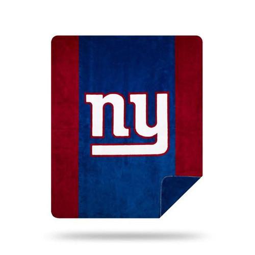 New York Giants Microplush Blanket by Denali
