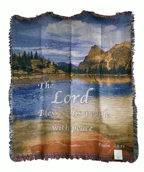 His People Throw Blanket