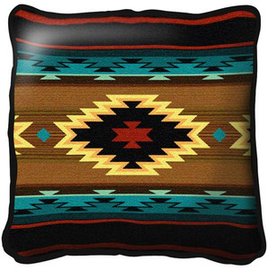 Anatolia Southwest Geometric Pillow