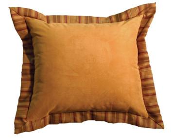 Autumn Leaf Auburn Fabric Alternate Eurosham WD-822 – Pillow NOT Included