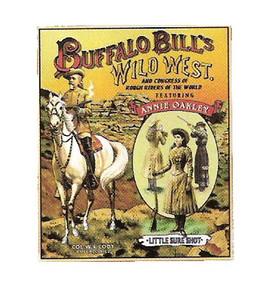 Buffalo Bills Wild West with Annie Oakley