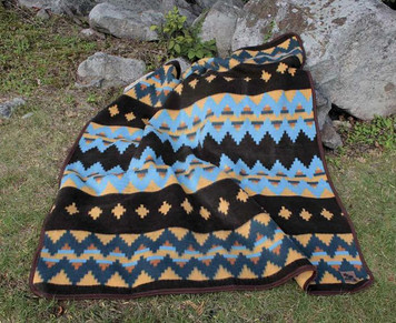 Cabin Fever El Paso Blanket