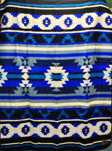 Cabin Fever Fresno Blanket