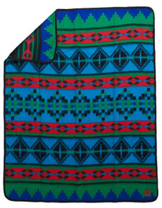 Cabin Fever Las Cruces Blanket Twin
