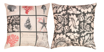 Climaweave Vintage Seaside Pillow
