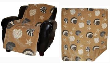 Denali Clamshell MicroPlush Blanket