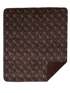 Denali Sable Paisley Blanket