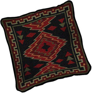 Taos Tapestry Pillow