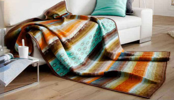Biederlack Orion Cotton Riad Blanket