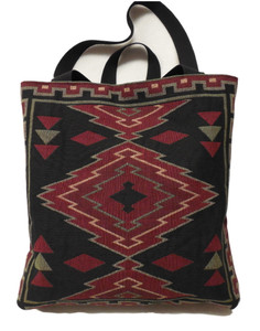 Taos Tapestry Tote Bag