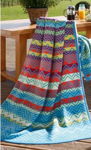 Biederlack Color Cotton Laguna Blanket